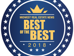 We did it!  Best of the Best 2019 - Midwest Real Estate News