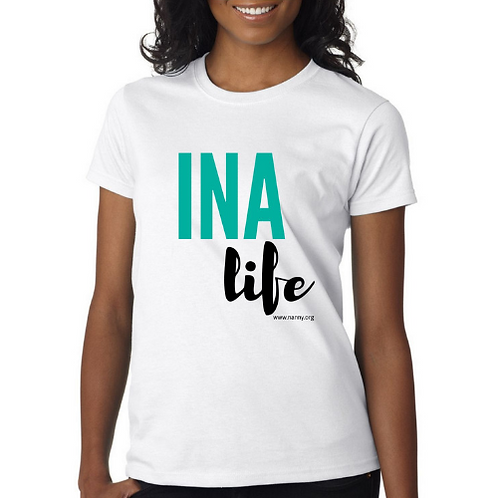 INA 2019 Official T-Shirt