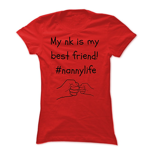 My nk is my best friend Tee!