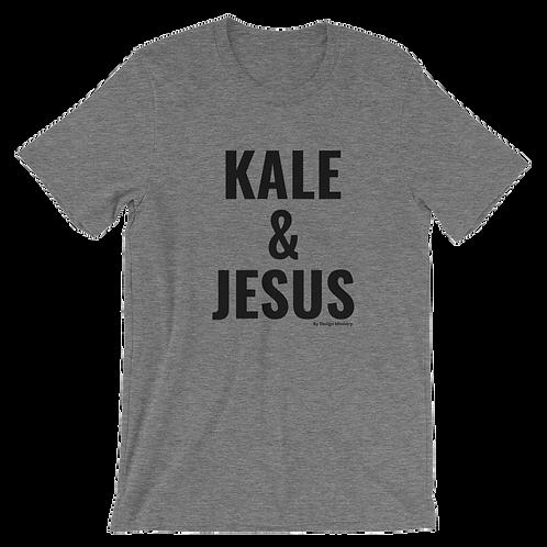 Kale & Jesus T-shirt