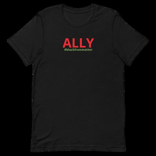 Ally #blacklivesmatter