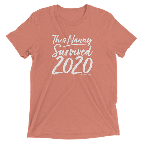 Survived 2020 Tee