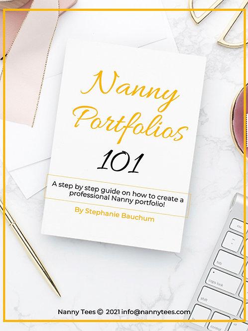 Nanny Portfolios 101