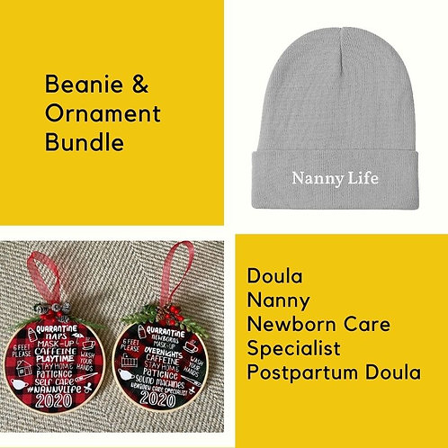 2020 Beanie/Ornament Bundle