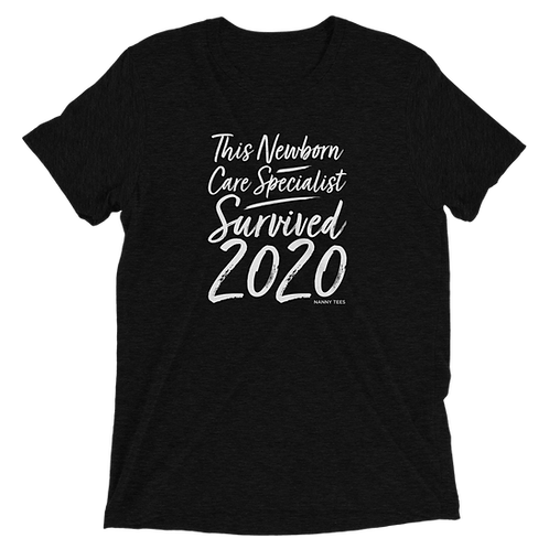 NCS Survived 2020 Tee