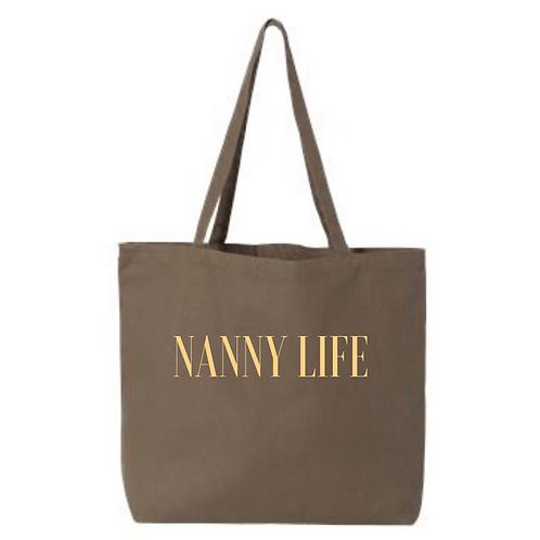 Nanny Life Basic Tote