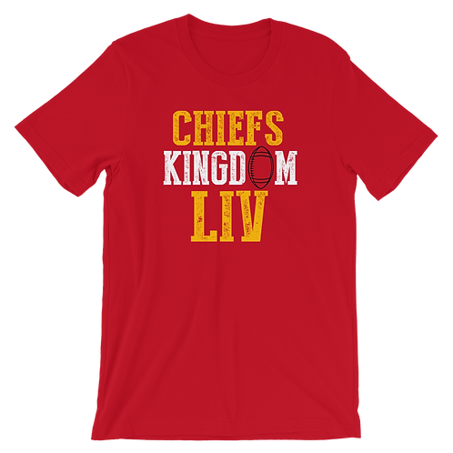 Chiefs Kingdom Tee