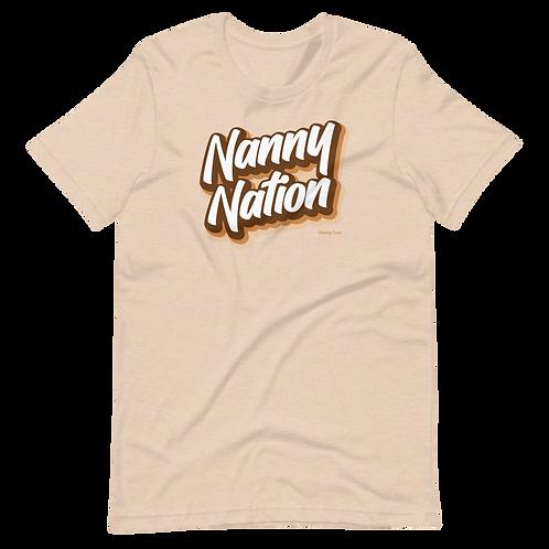 Nanny Nation Tee