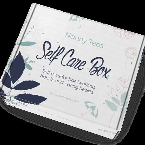 Self Care Box Sponsorship