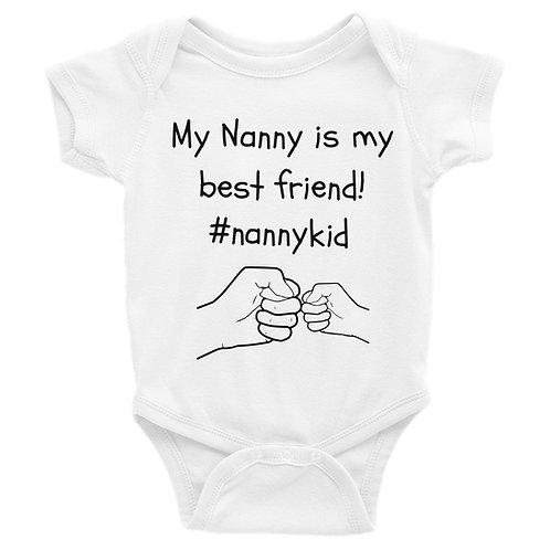 My Nanny is My Best Friend Tee