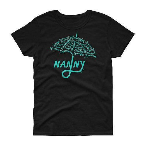 Nanny Umbrella Tee