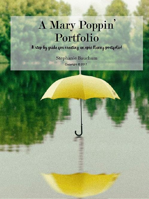 Mary Poppin Portfolio!