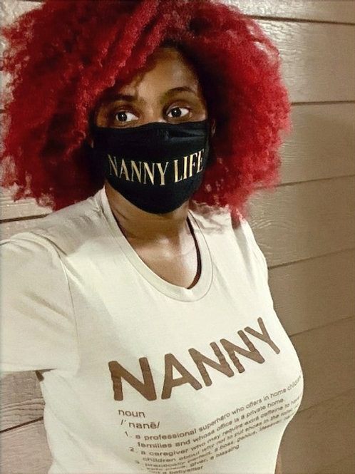 Nanny Life Mask