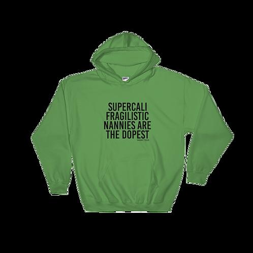 Supercali Basic Hoodie