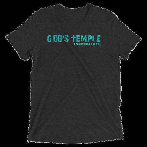 God's Temple T-shirt