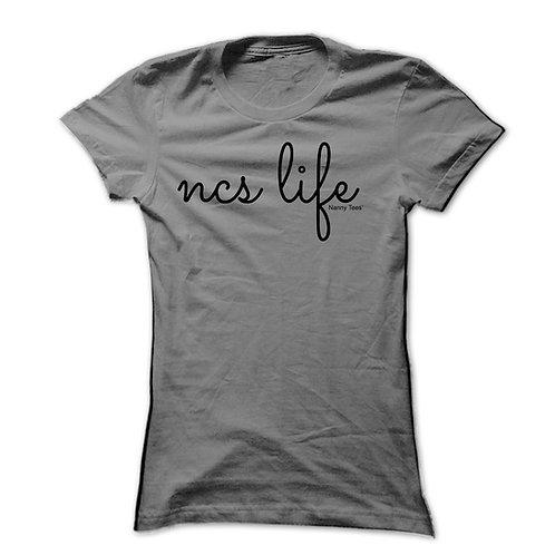 NCS Life Cursive Basic Tee