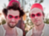 Weird Pixel, welcome to weird, weirdos, Feast of the Foolish, Mystery, Circus, Joshua Tree,