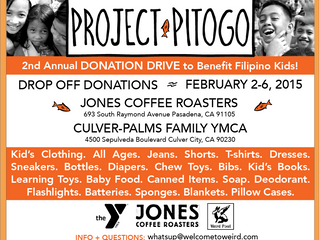 Donate to our Donation Drive Today!
