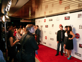 Red Carpet at Hollyshorts Film Festival!