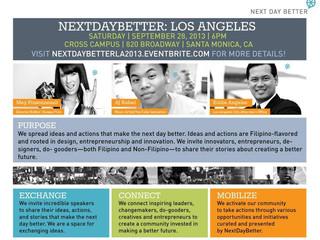 Meg Added As Speaker at Next Day Better LA!