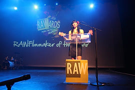 Weird Pixel, welcome to weird, weirdos, Meg Pinsonneault, RAW, RAW Filmmaker of the year, Filmmaker of the year