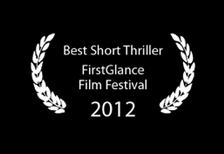 Feast of the Foolish Wins Best Short Thriller at Firstglance!