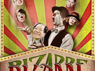 New Poster Design for Bizarre!