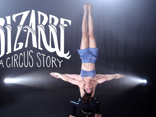 "Trailer Launch for ""Bizarre: A Circus Story"""