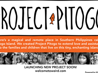Weird Pixel gets Philanthropic with Project Pitogo