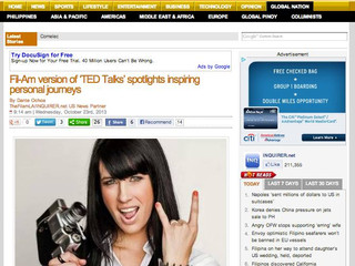 NextDayBetter & Gwapa Film on Inquirer.net!