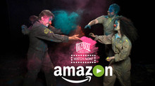 Bizarre: A Circus Story is Now on Amazon!