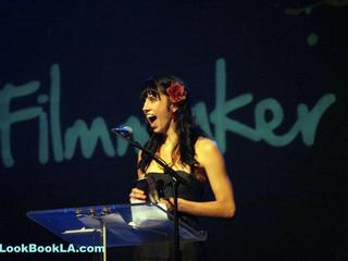 Meg Pinsonneault Win RAWartist Filmmaker of the Year!