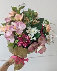 TV Series Prop Bouquet