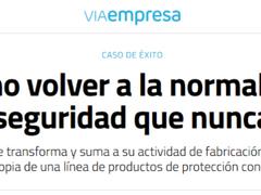 El diario digital VIAEMPRESA entrevista a Probex
