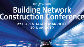 Come meet us at the next Building Network Construction Conference