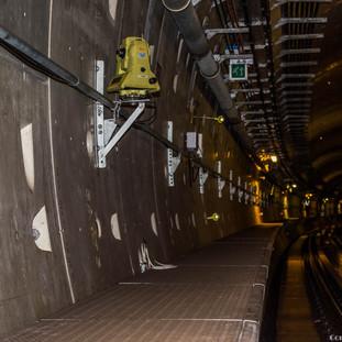 Automatic Monitoring System Dubai Metro