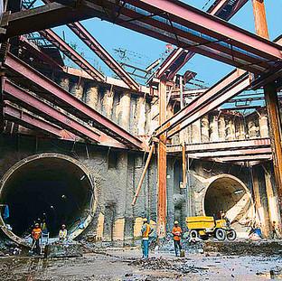 Delhi Metro Project Phase II - Delhi / India