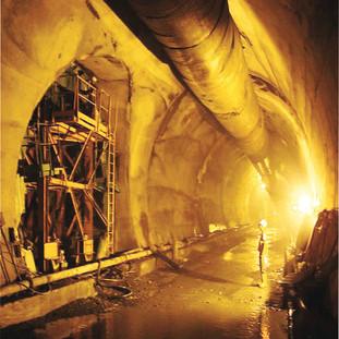 Pir Pinjal Rail Tunnel - India