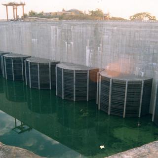 Indira Sagar Dam - India