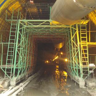 Banihal Rail Tunnel - India