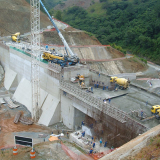 Pinalto Dam - Dominican Republic