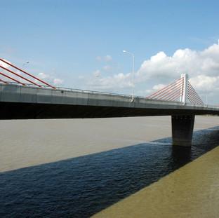 Second Vivekanand Bridge Tollway Project, Kolkata / India
