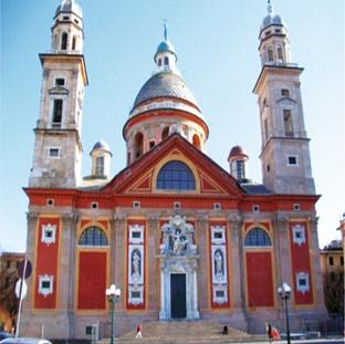 Basilica of S. Maria - Italy