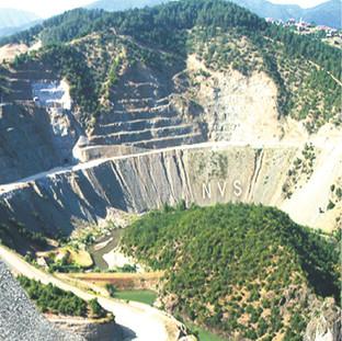 Koprubasi Power House - Turkey