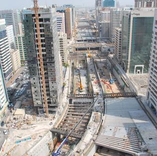 Sheikh Zayed Tunnel Project - UAE