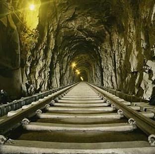 Konkan Endless Tunnel - India