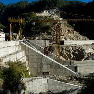Dagachhu Dam - Bhutan