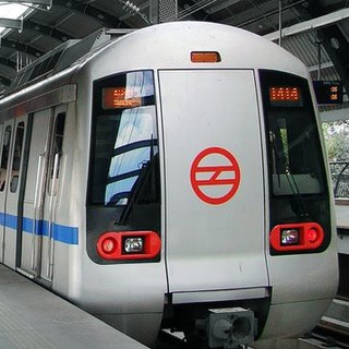 Delhi Metro Project Phase I - Delhi / India