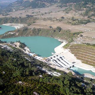 Middle Marsyangdi Dam - Nepal
