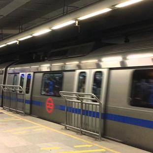 Delhi Metro Project Phase III - Delhi / India